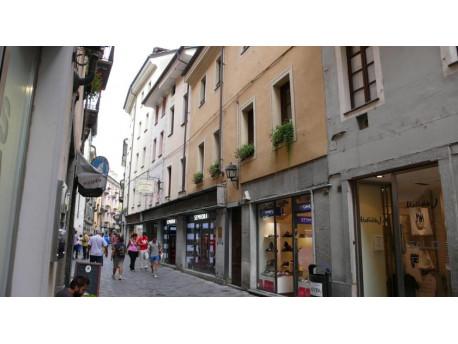 Appartamento open space in centro ad Aosta