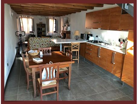 Appartamento trilocale nel cuore del centro storico di Aosta