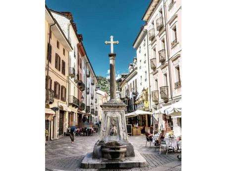 Appartamento openspace nel centro di Aosta