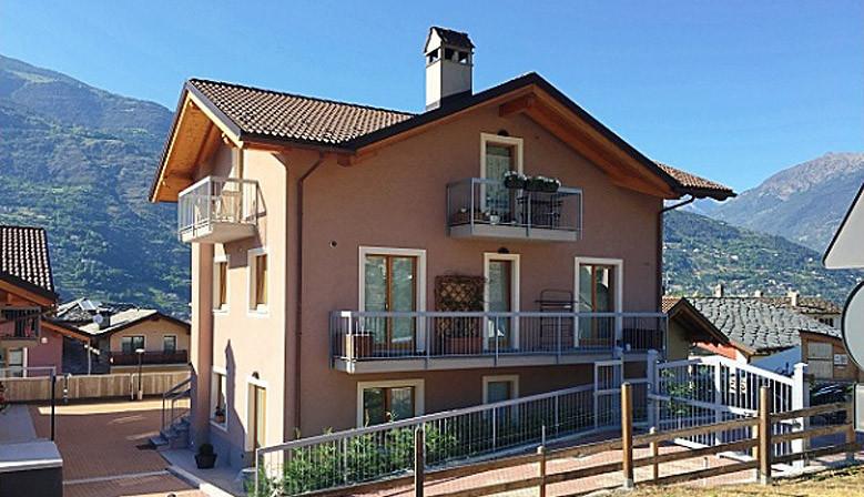 Appartamento in nuova costruzione in gradevole contesto condominiale di prestigio