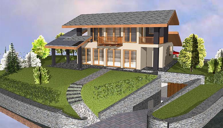 Terreno edificabile a Porossan (Aosta)
