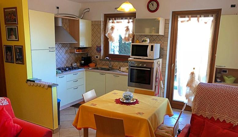 Appartamento da tre locali a Sarre